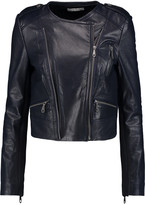 Rebecca Minkoff Natasha perforated leather jacket