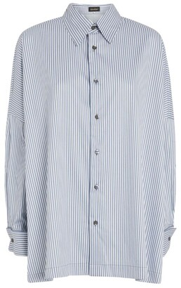 eskandar Striped Shirt