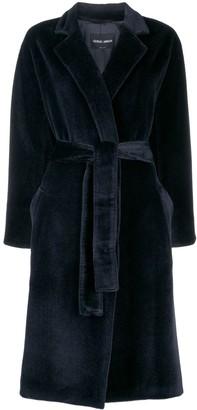 Giorgio Armani Belted Coat