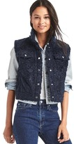 Gap Sherpa short vest