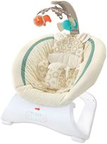 Fisher-Price® Deluxe Bouncer in Soothing Savanna