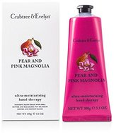 Crabtree & Evelyn Pear & Pink Magnolia Ultra-Moisturising Hand Therapy - 100g/3.5oz