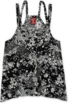 Arizona Double-Strap Printed Tank Top - Girls 7-16 and Plus