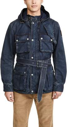 Polo Ralph Lauren Denim Moto Jacket