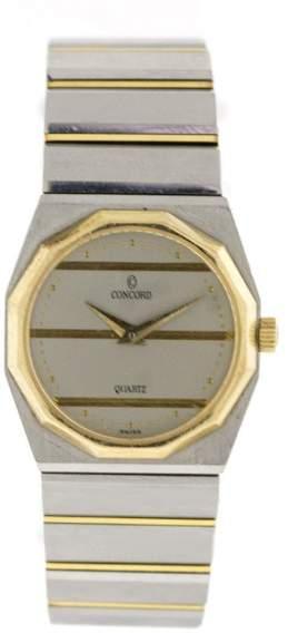 Concord Mariner Two Tone Quartz Womens Watch