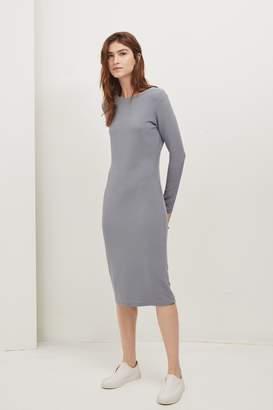 Great Plains Christie Midi Jersey Dress