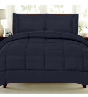 Sweet Home Collection Down Alternative 7-Pc. Twin Comforter Set Bedding