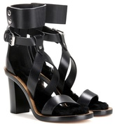 Isabel Marant Jenyd Leather Sandals