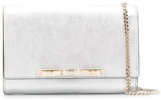 Red(V) Sandie clutch bag