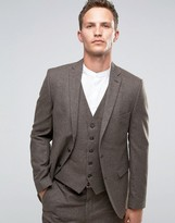 Selected Blazer in Wool Mix