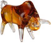 Dale Tiffany Dale TiffanyTM Charging Bull Art Sculpture