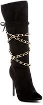 Liliana Undercover Chain Boot