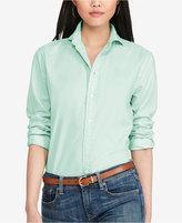Polo Ralph Lauren Relaxed-Fit Long-Sleeve Shirt