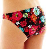JCPenney Surfside Floral Print Hipster Swim Bottoms