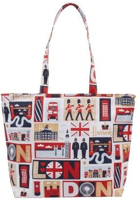Harrods Iconic London Shoulder Bag