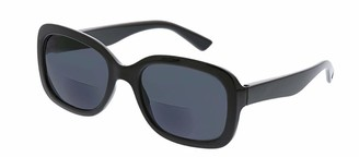 Peepers Women's Del Mar Bifocal Sunglasses Square