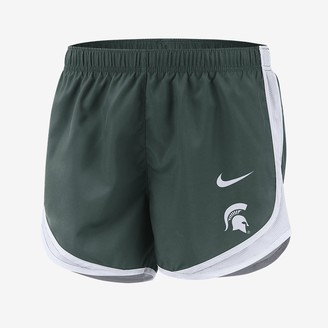 Nike Women's Shorts College Dri-FIT Tempo (Michigan State)