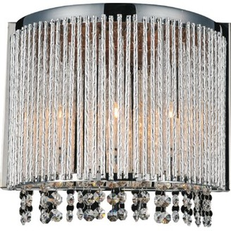 House of Hampton Batty 3-Light Flush Mount