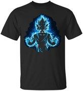 Emily Gift Shop Super Saiyan God Goku Shirt- Dragon Ball T-Shirt-Unisex