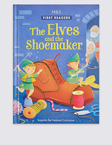 Marks and Spencer The Elves & the Shoemaker Book