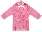 Trend Lab Size 0-9M Terry Robe on Padded Hanger