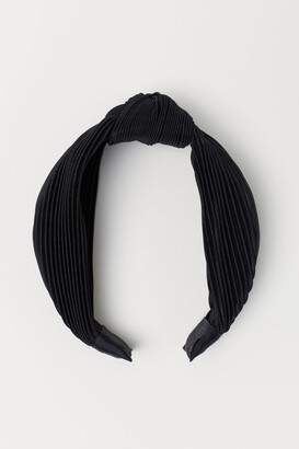 H&M Alice band with a knot detail