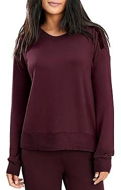 Splendid Moonstone Crewneck Sweatshirt