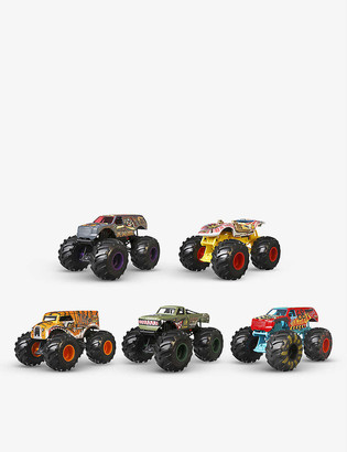 Hot Wheels Monster Trucks 1:24 scale assorted toy