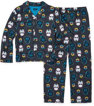 Star Wars Boys 2-pc. Pajama Set Preschool / Big Kid