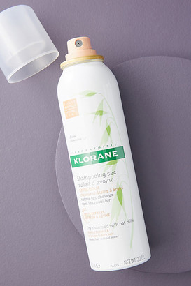 Klorane Dry Shampoo With Oat Milk, Natural Tint By in White Size ALL