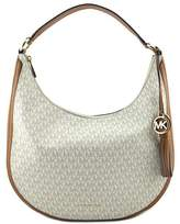 MICHAEL Michael Kors Lydia Large Hobo Women White Hobo