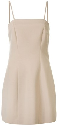 Anna Quan Kennedy tailored slip dress