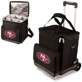 Picnic Time San Francisco 49ers Cellar Trolley