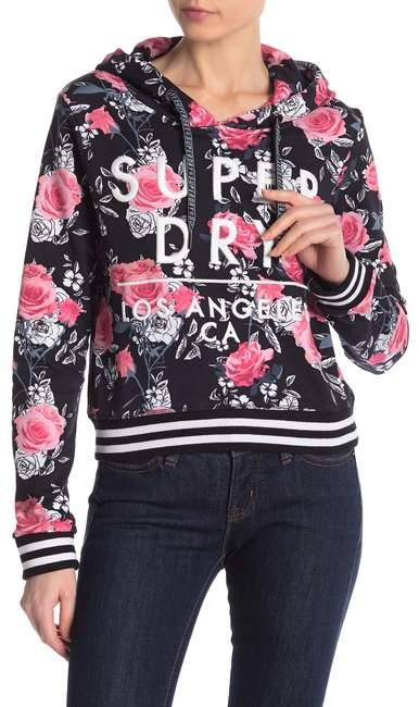 Superdry Boxy Rose Hoodie
