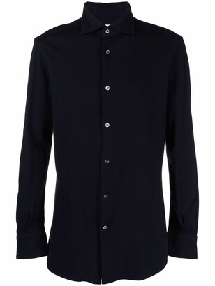 Glanshirt Classic Collared Shirt