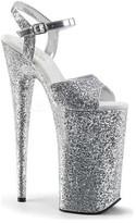 Pleaser USA Women's Beyond 010LG Ankle-Strap Sandal