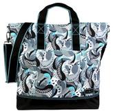 Hadaki Women's Nylon French Market Tote Handbag