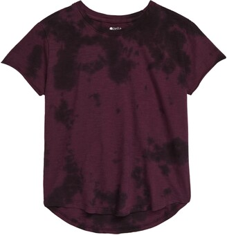 Zella Kids' Tie Dye Studio Garment Dye T-Shirt