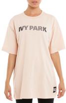 Ivy Park Silicon Logo Tee