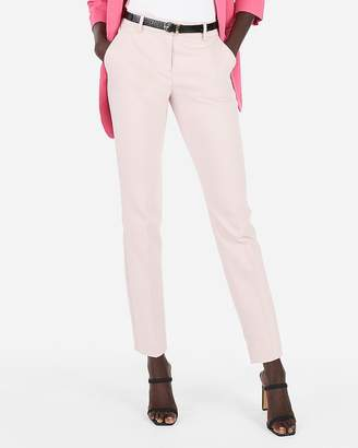 Express Mid Rise Skinny Columnist Pant