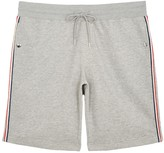 Moncler Grey Cotton Shorts