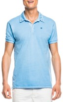 Scotch & Soda Slim Fit Logo Polo
