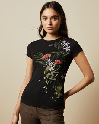 Ted Baker Highland Fitted T-shirt