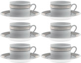 Gianfranco Ferre Galles Set - 12 Piece - Coffee