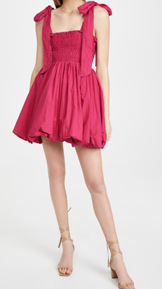 LoveShackFancy Amada Dress