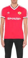 adidas Manchester United 1984 jersey t-shirt