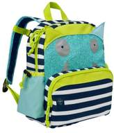 Lassig Little Monster Glow in the Dark Mini Backpack