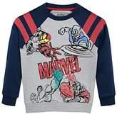 Marvel Boys' Avengers Sweatshirt