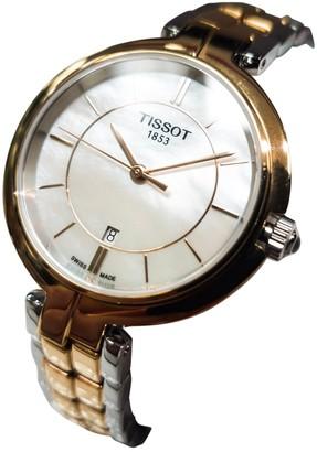 Tissot Gold Steel Watches