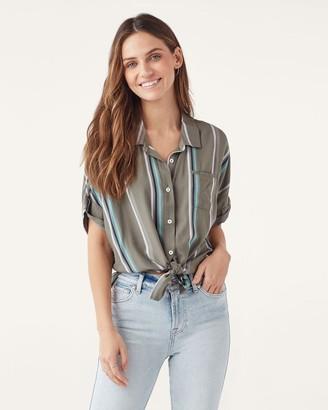 Splendid Lily Shortsleeve Shirt